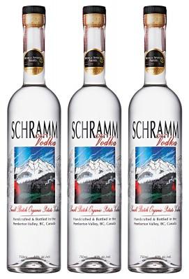 NUVO Magazine: Schramm Vodka