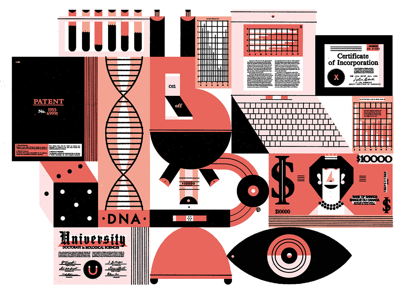 NUVO Magazine: Investing in Biotechnology.
