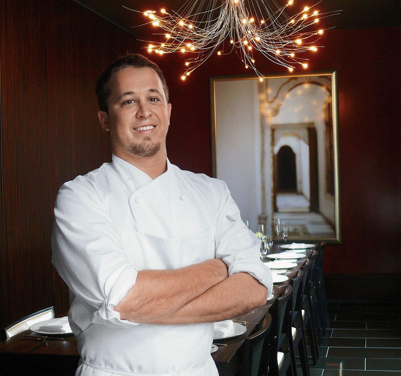 NUVO Magazine: Chef Danny Grant