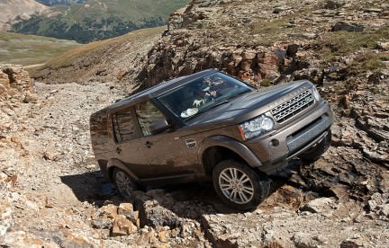NUVO Magazine: Land Rover