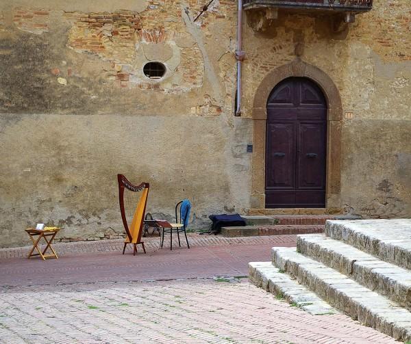 NUVO Magazine: San Gimignano