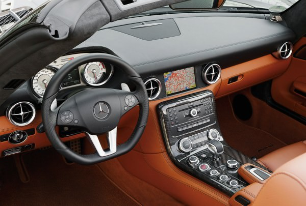 NUVO Magazine: Mercedes-Benz SLS AMG Roadster