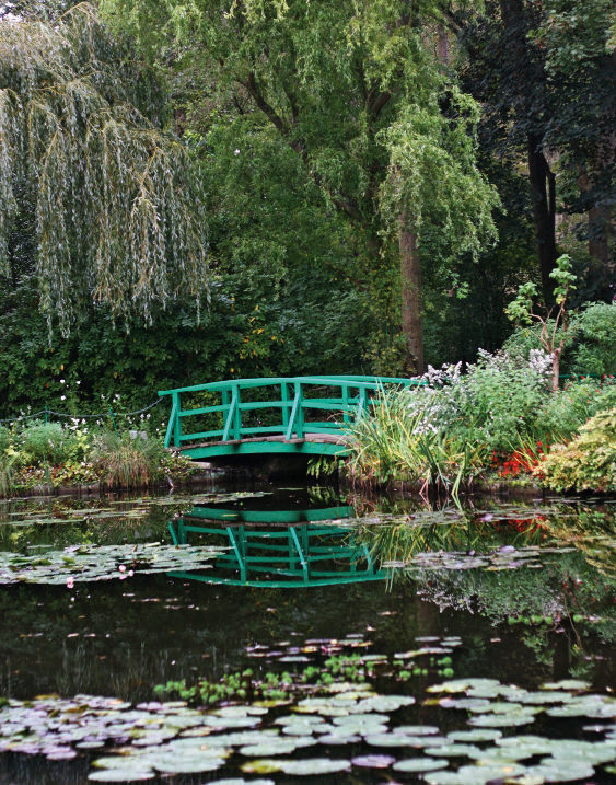 NUVO Magazine: Claude Monet's Giverny