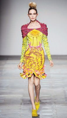 NUVO Magazine: Mary Katrantzou