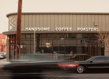 NUVO Magazine: Handsome Coffee Roasters