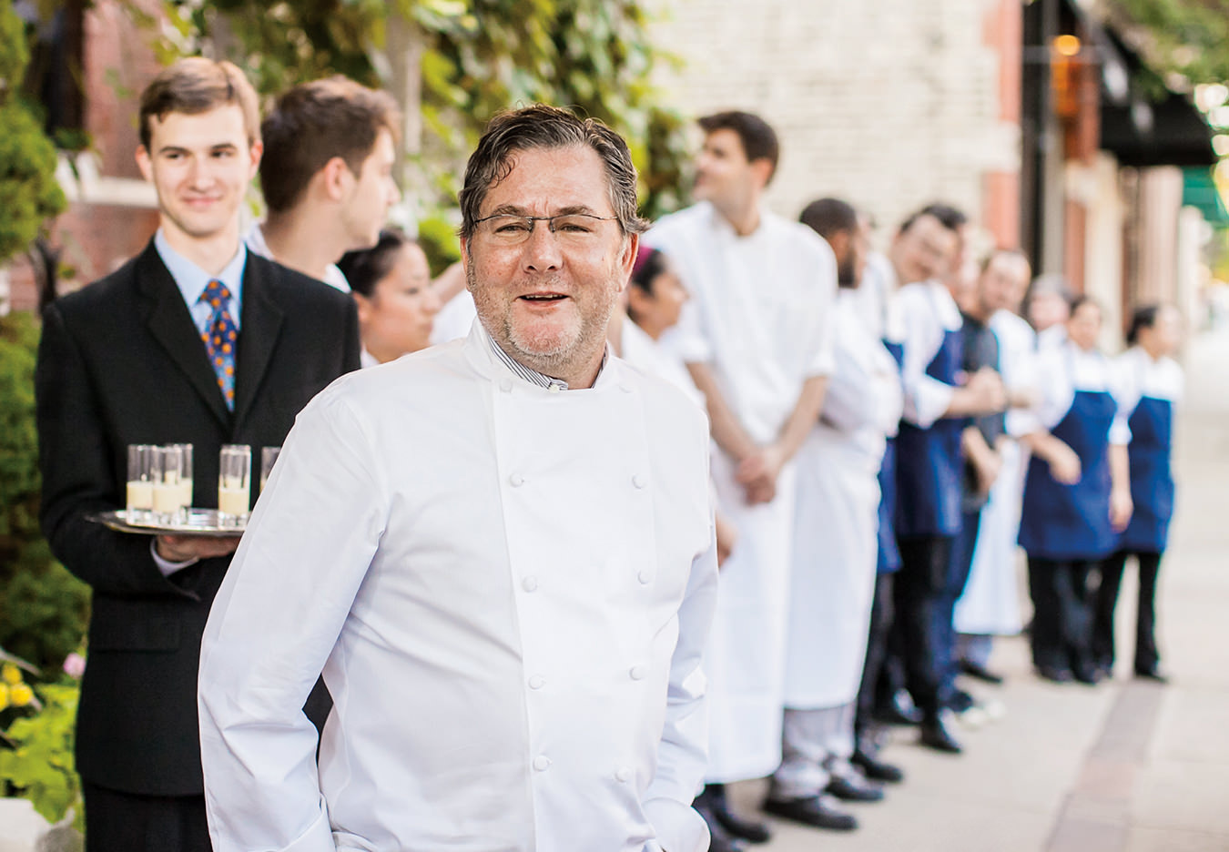 NUVO Magazine: Charlie Trotter