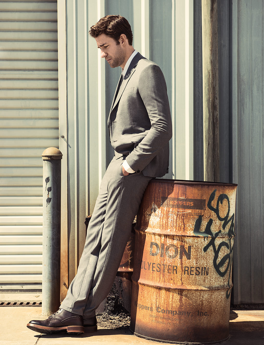 NUVO Magazine: John Krasinski