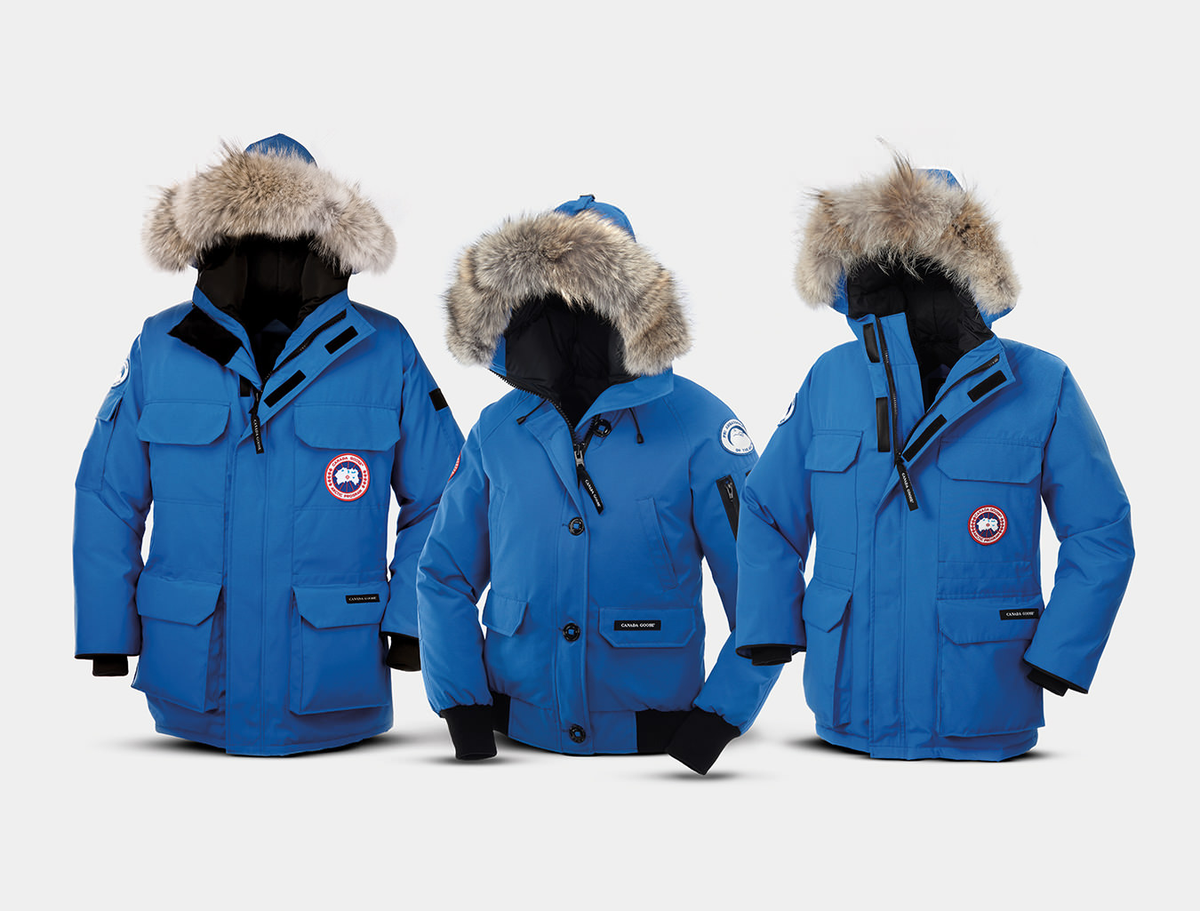 canada goose expedition parka polar bear