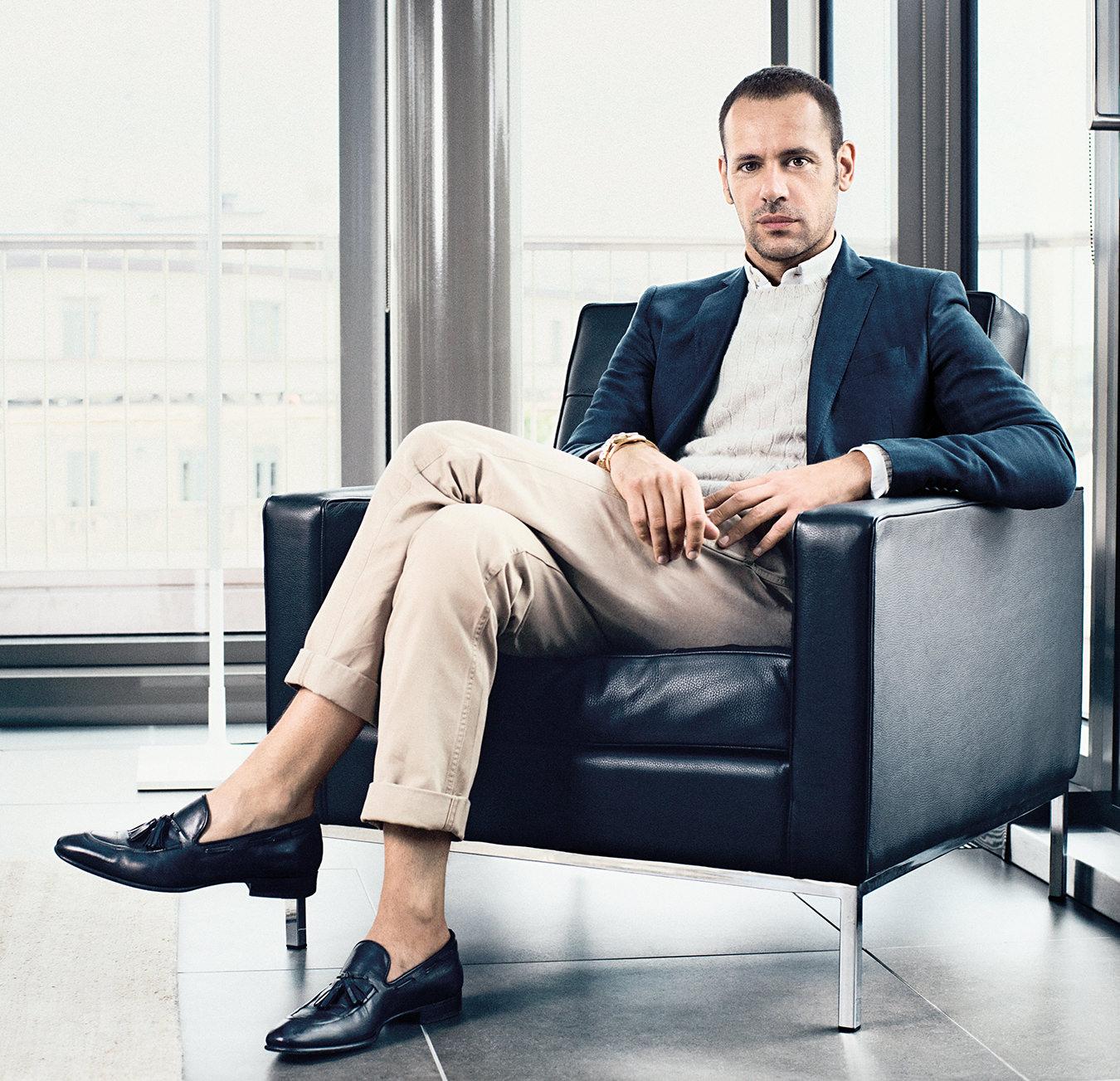 NUVO Magazine: Salvatore Ferragamo