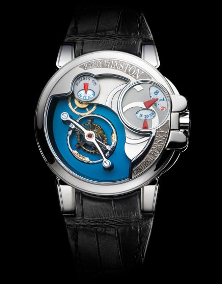 NUVO Magazine: Harry Winston Opus