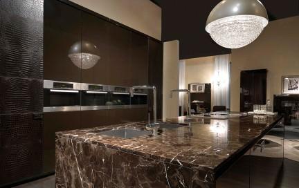 NUVO Magazine: Fendi Casa's Ambiente Cucina