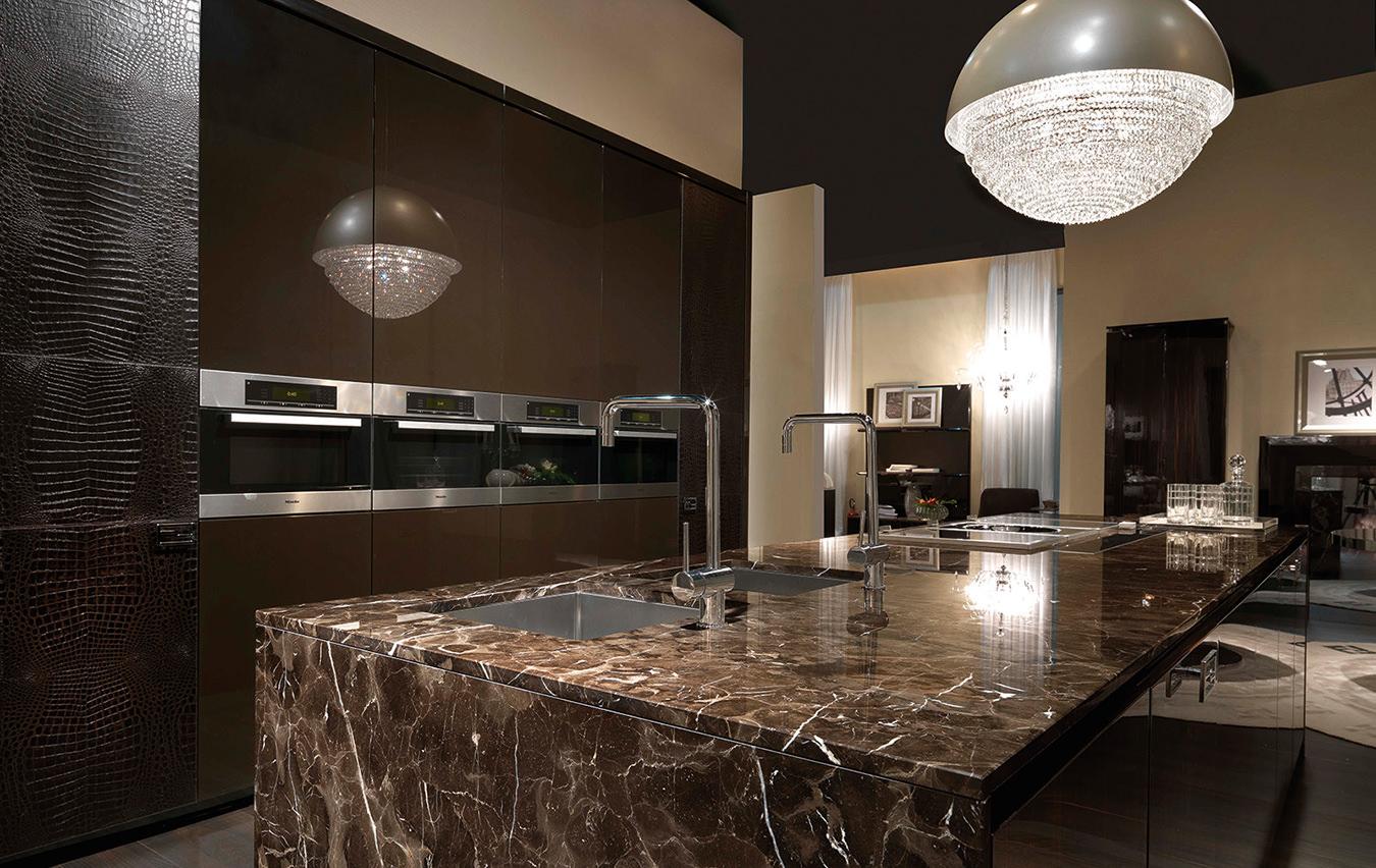 Fendi casa s ambiente cucina nuvo for Casa designer