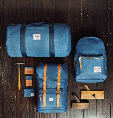 NUVO Magazine: The Herschel Supply Co. Brand