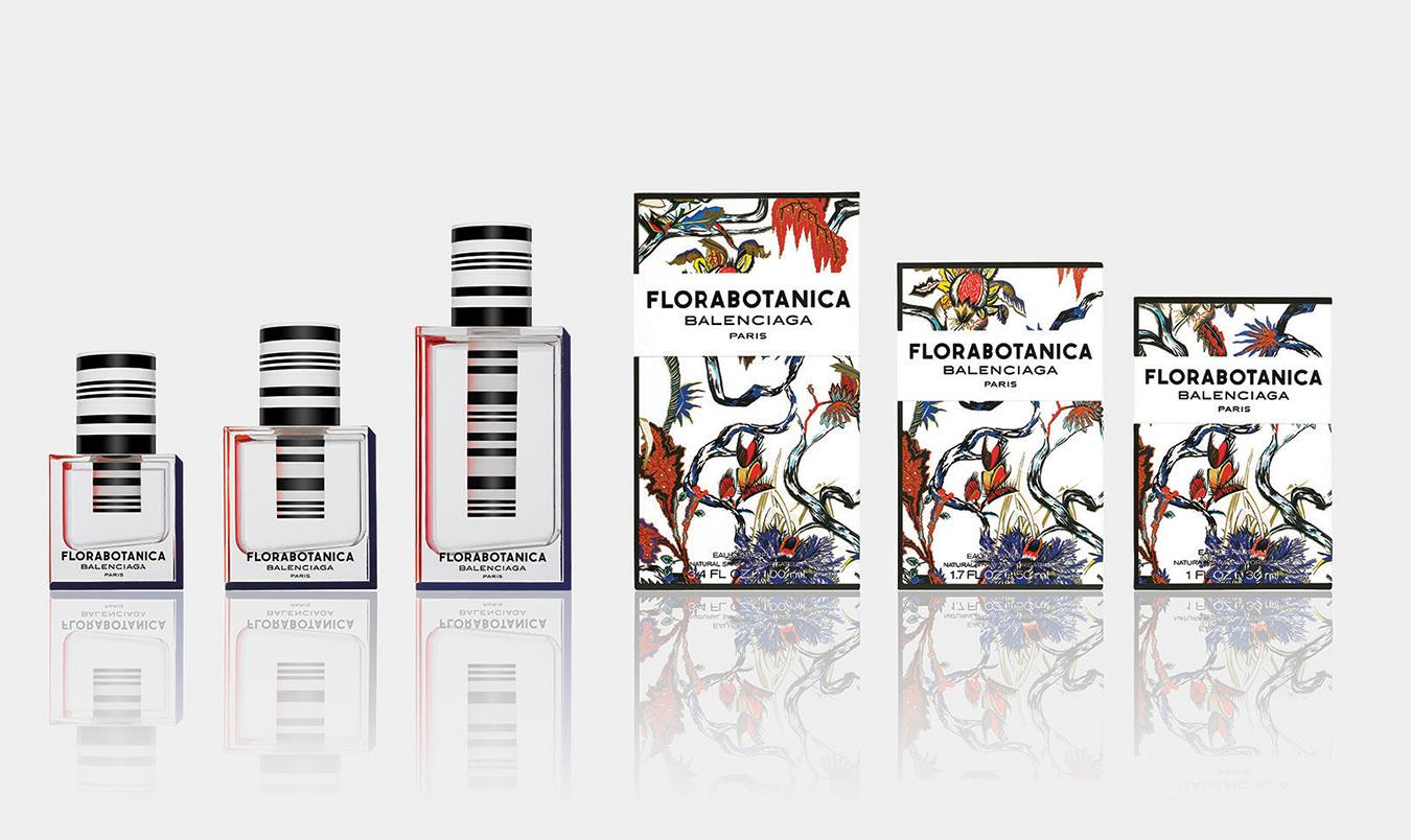 NUVO Magazine: Balenciaga Florabotanica.