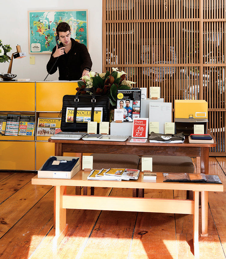 NUVO Magazine: Monocle Shop Toronto