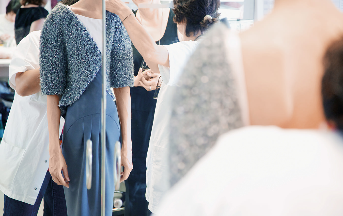 NUVO Magazine: Chanel Haute Couture