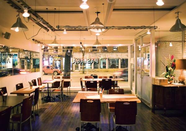 NUVO Magazine: Pastaga restaurant