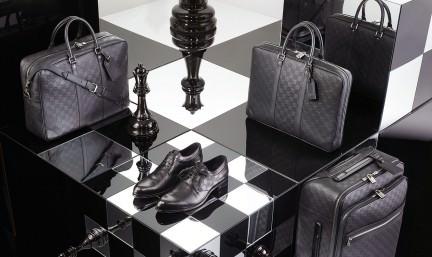 NUVO Magazine: Louis Vuitton Damier Infini