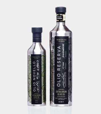 NUVO Magazine: Domenica Fiore Extra Virgin Organic Olive Oil