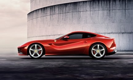 NUVO Magazine: The Ferrari F12 Berlinetta
