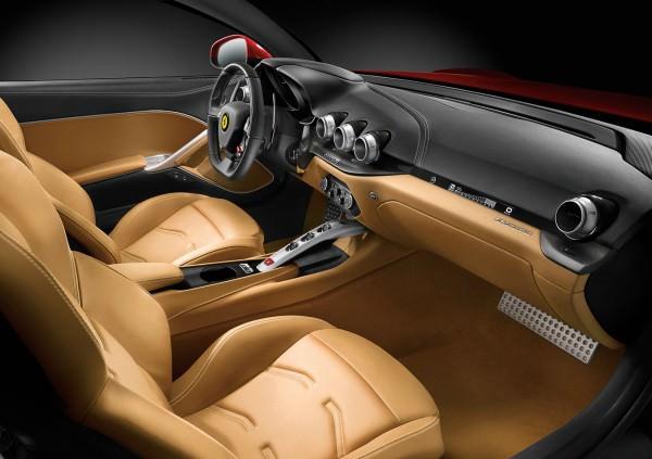 NUVO Magazine: The Ferrari F12 Berlinetta