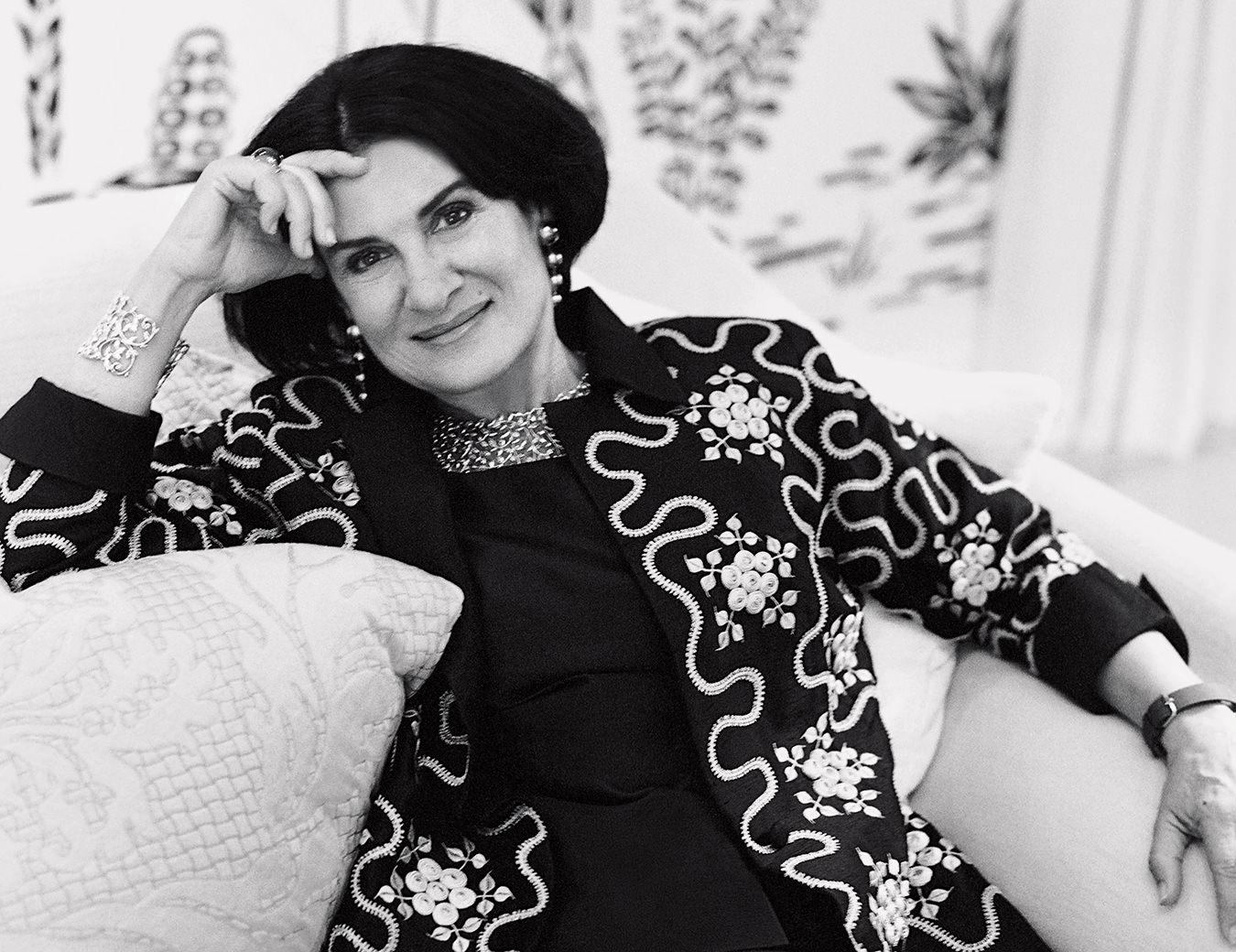 NUVO Magazine: Paloma Picasso