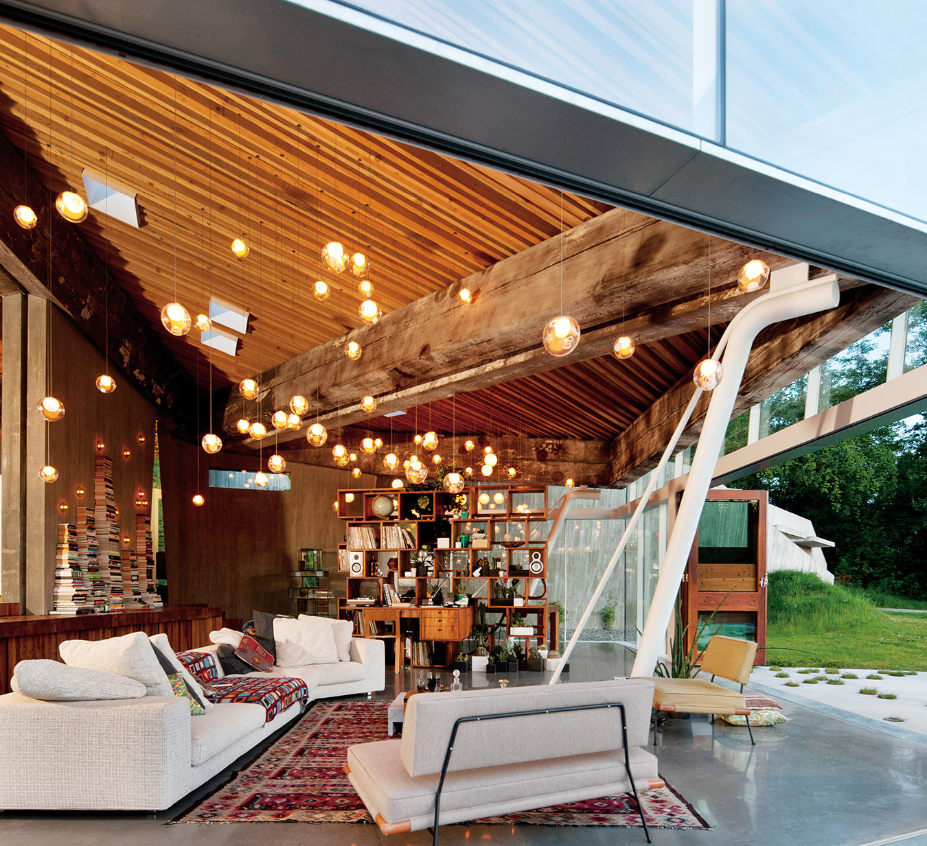 Image of: Top Omer Arbel On Best The 232 House Design By Omer Arbel Modern Architecture Ideas Interior