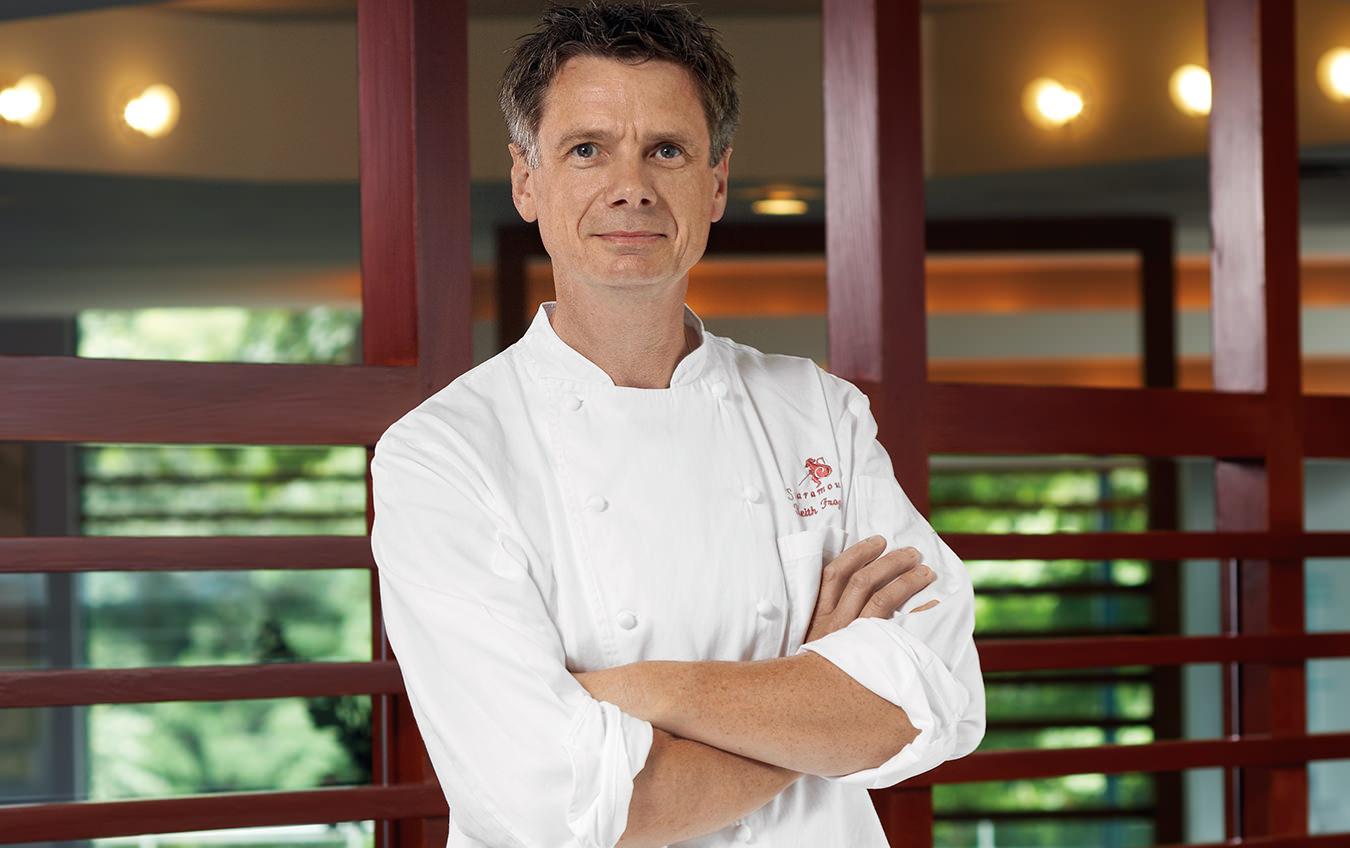NUVO Magazine: Chef Keith Froggett