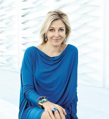 NUVO Magazine: Nadja Swarovski