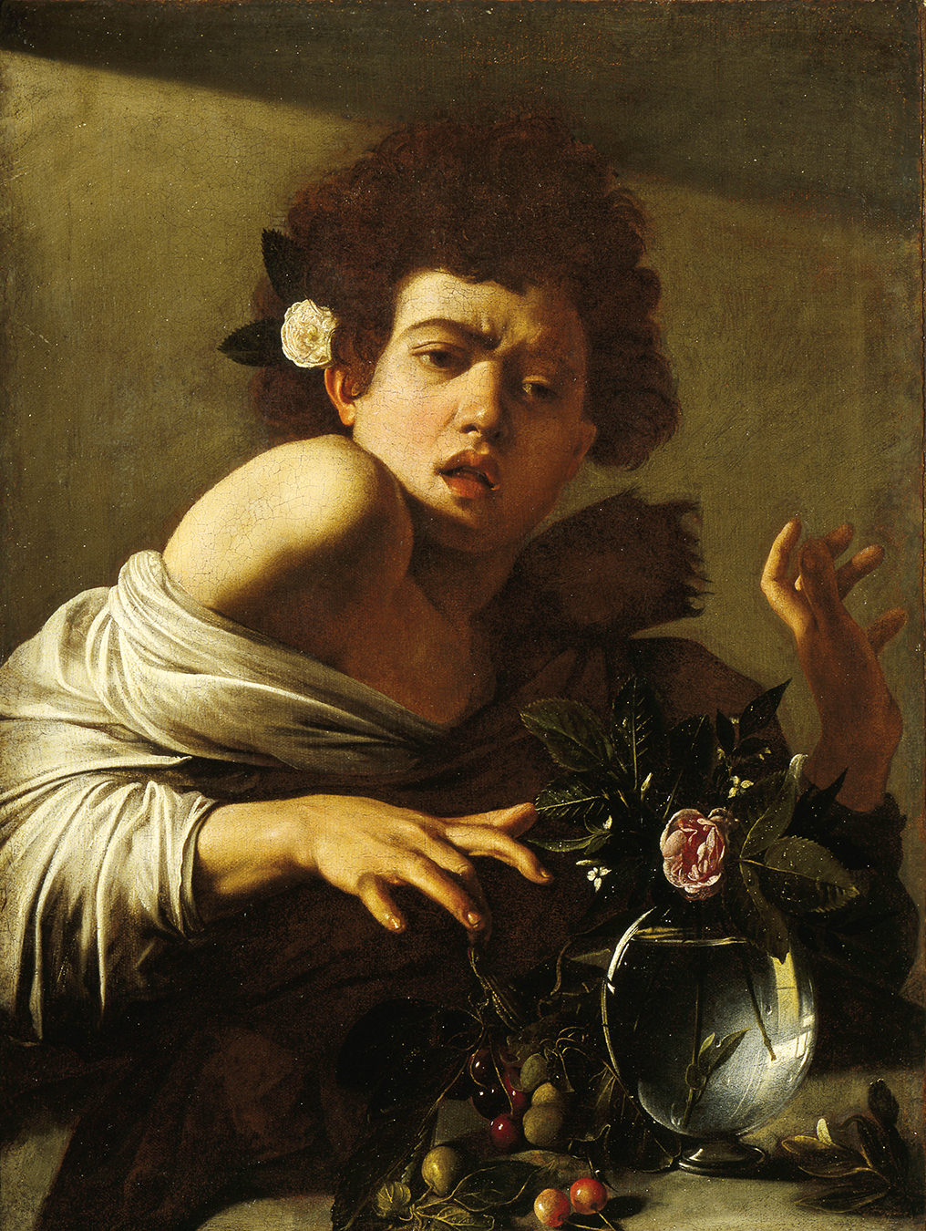 NUVO Magazine: Carvaggio at the National Gallery