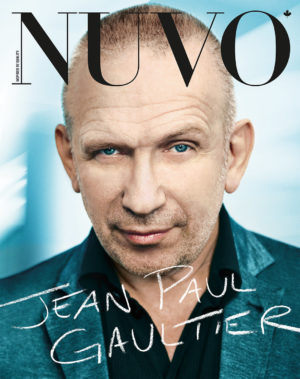 NUVO Magazine Summer 2011 Cover featuring Jean Paul Gaultier