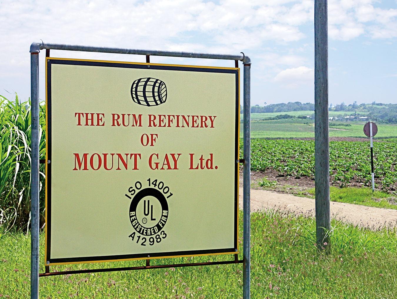 NUVO Magazine: Mount Gay Rum