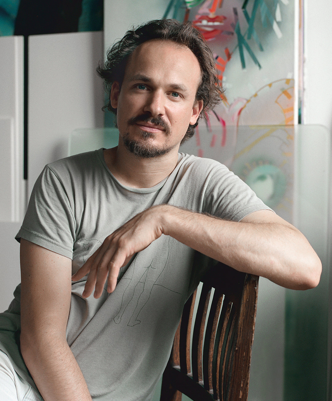 NUVO Magazine: Julien Gardair