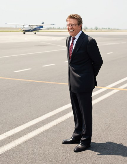 NUVO Magazine: Porter Airlines, Robert Deluce
