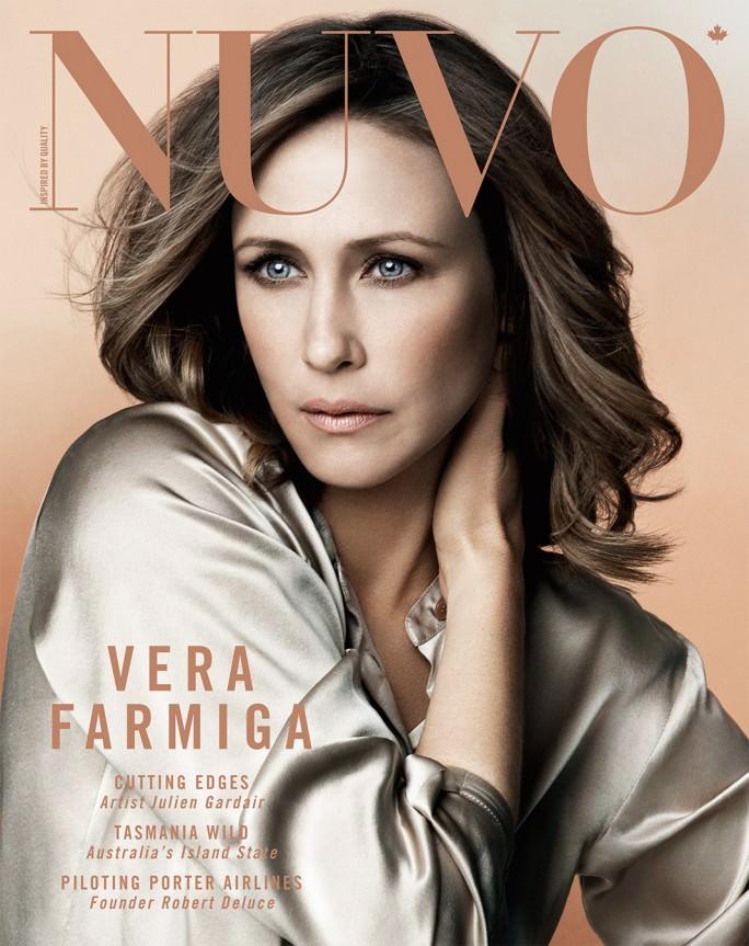 NUVO Magazine Autumn 2011 Cover featuring Vera Farmiga