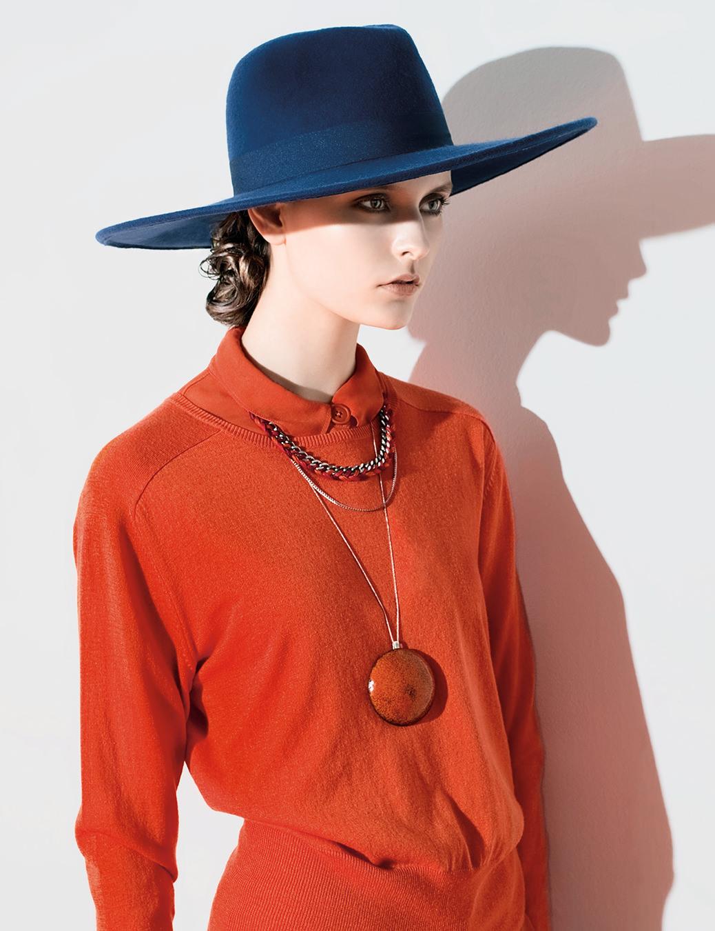 NUVO Magazine: Orange Crush, Spring Fashion
