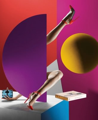NUVO Magazine: Christian Louboutin at London's Design Museum