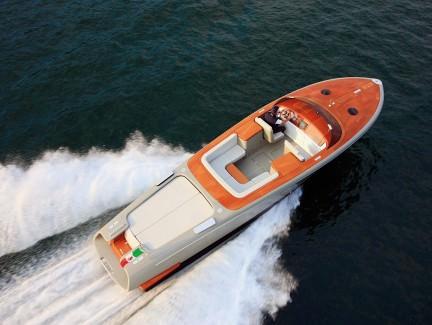 NUVO Magazine: Riva Yachts