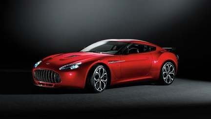 NUVO Magazine: Aston Martin V12 Zagato