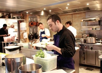NUVO Magazine: Chef Daniel Rose