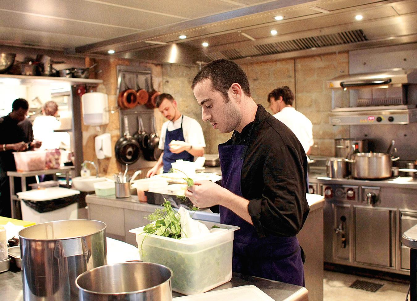 NUVO Magazine: Chef Daniel Rose