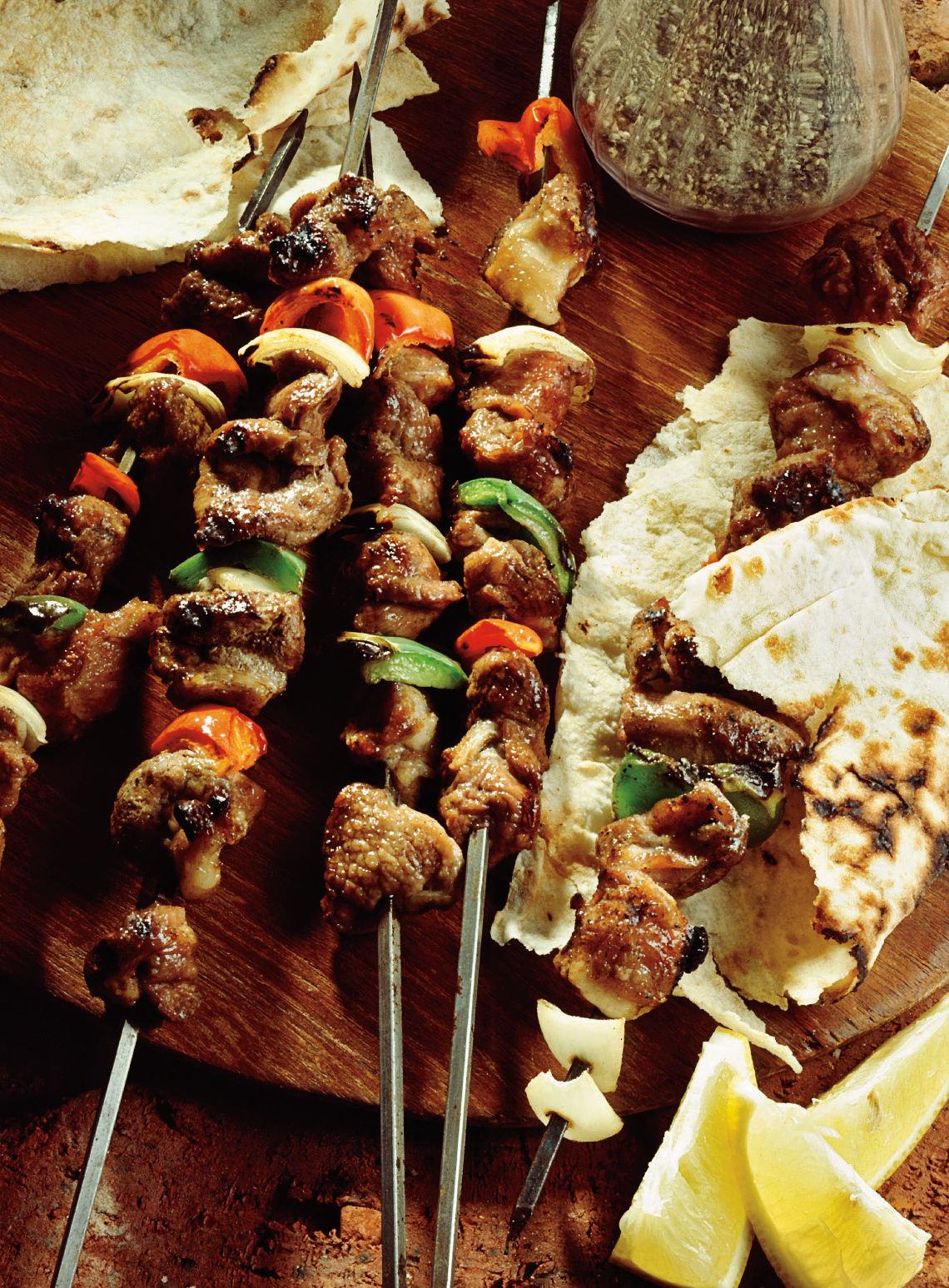 NUVO Magazine: Kebabs
