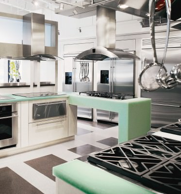 NUVO Magazine: The GE Monogram Design Center