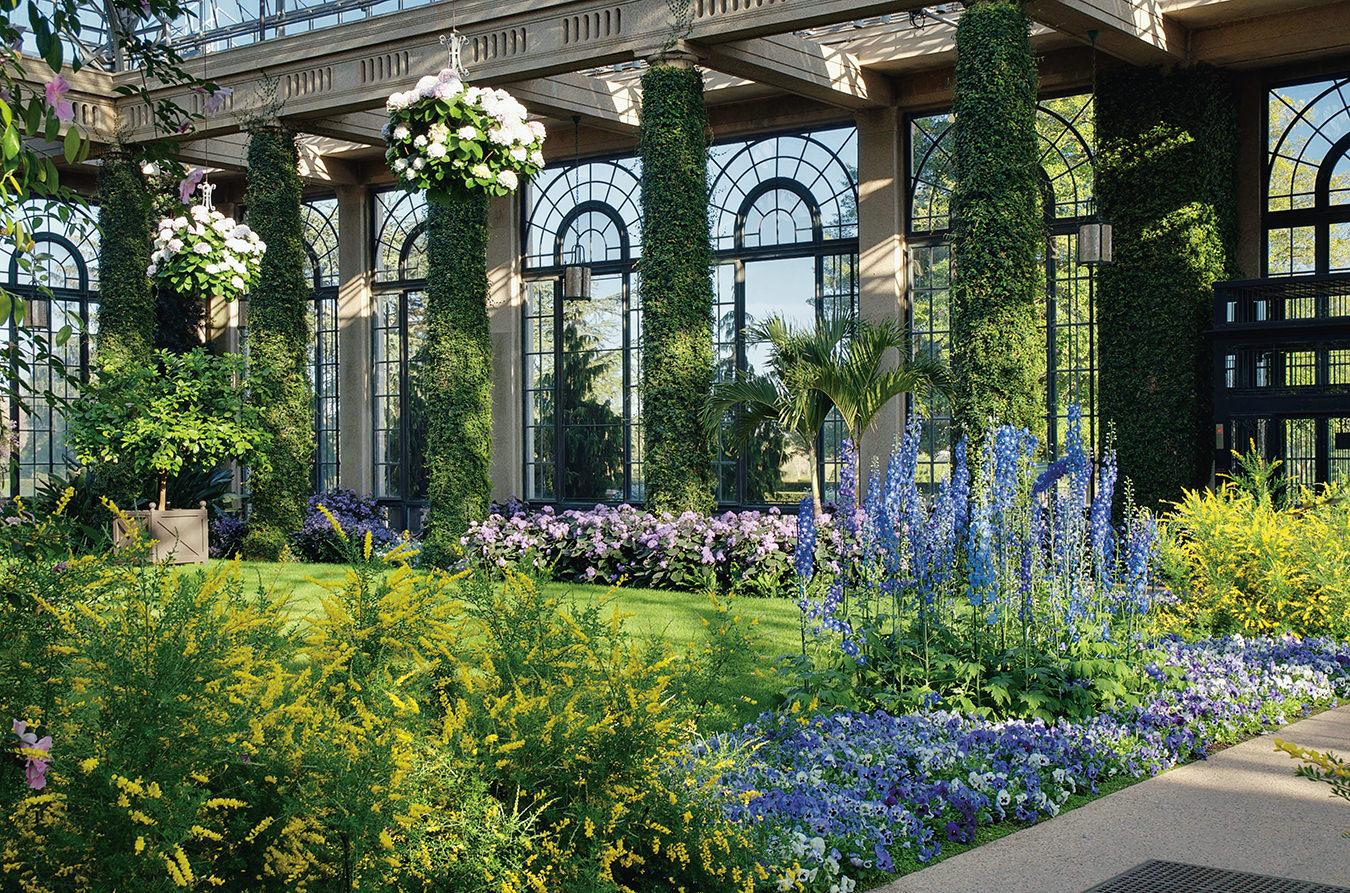 NUVO Magazine: Longwood Gardens