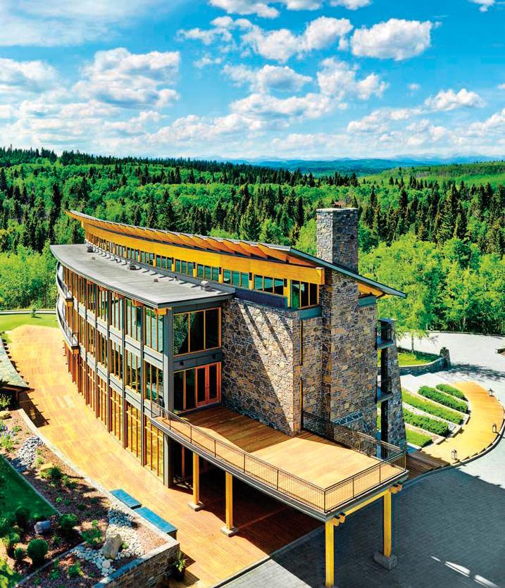 NUVO Magazine: Azuridge Estate Hotel