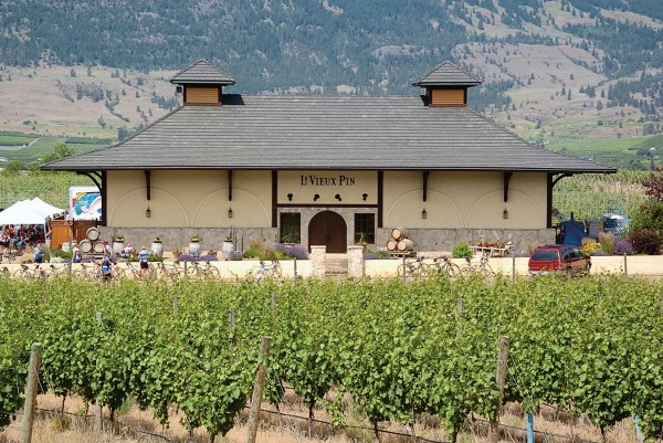 NUVO Magazine: Le Vieux Pin and La Stella Wineries