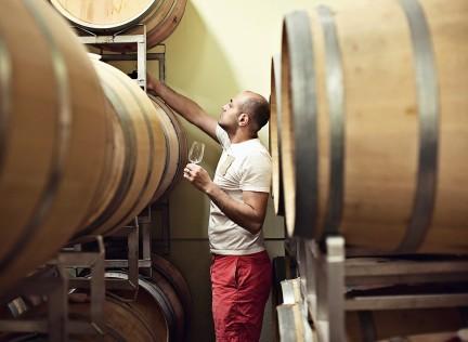 NUVO Magazine: Le Vieux Pin and La Stella Wineries