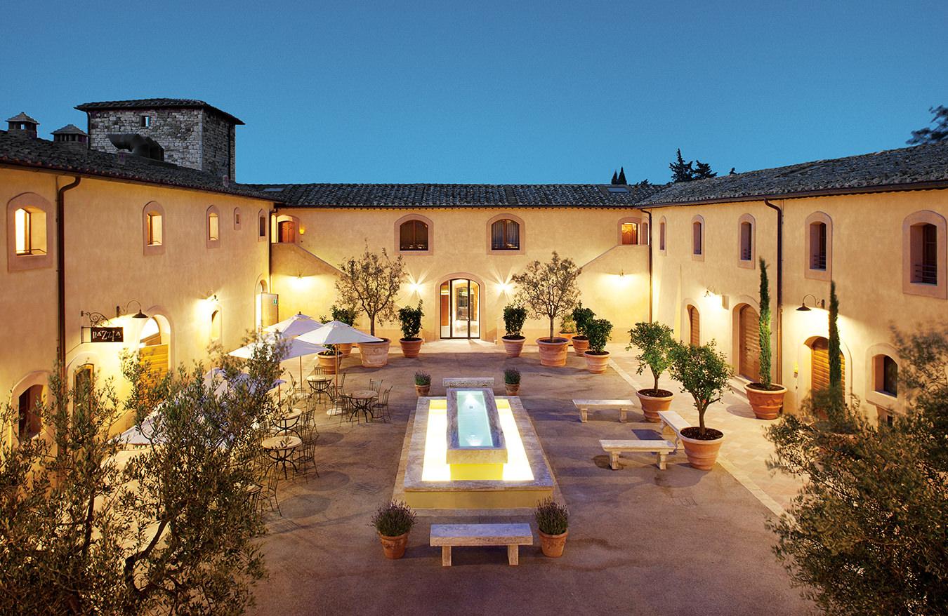 NUVO Magazine: Castello di Casole