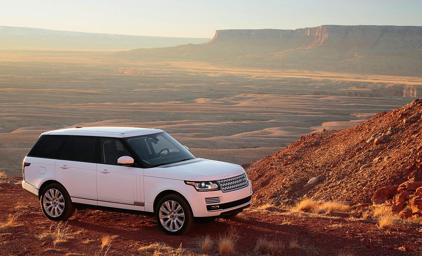 NUVO Magazine: Range Rover 2013