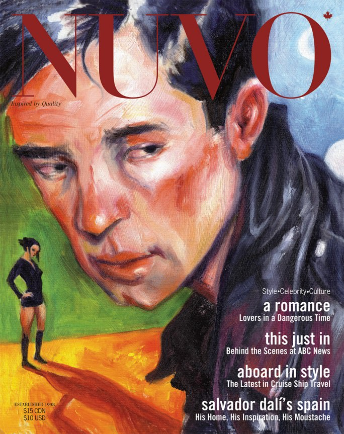 NUVO Magazine Winter 2004 Cover